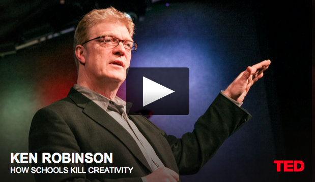 How Schools Kill Creativity
