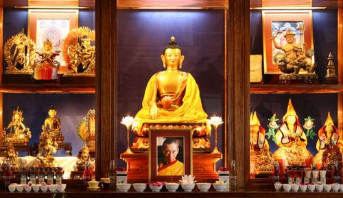 kadampa meditation centre