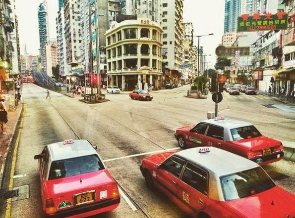 hong-kong-taxi