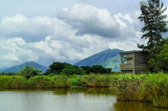 tin shui wai hong kong wetland park