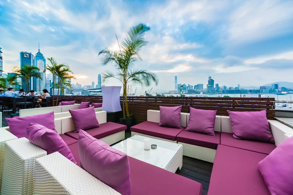 hooray bar and restaurant causeway bay