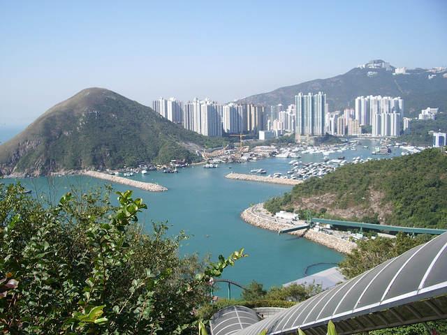 Aberdeen 香港仔