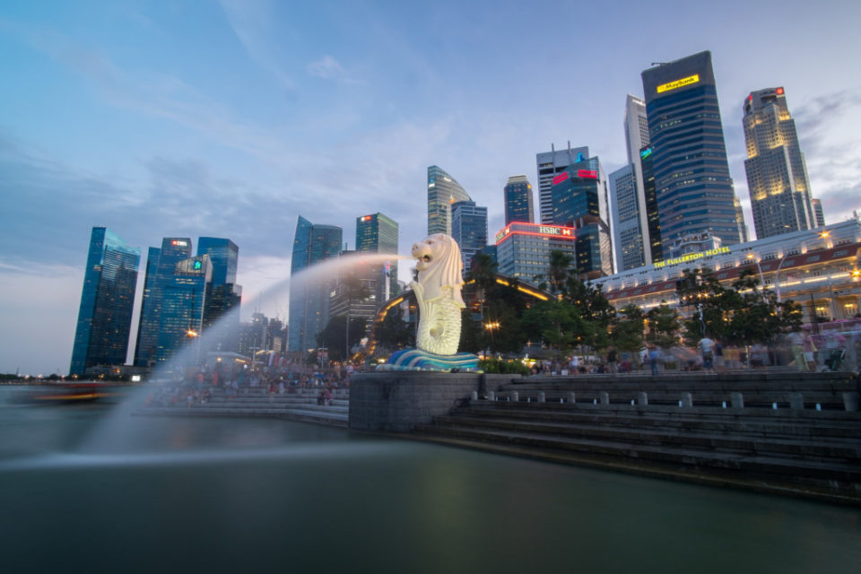 Singapore. Image from: David Russo.