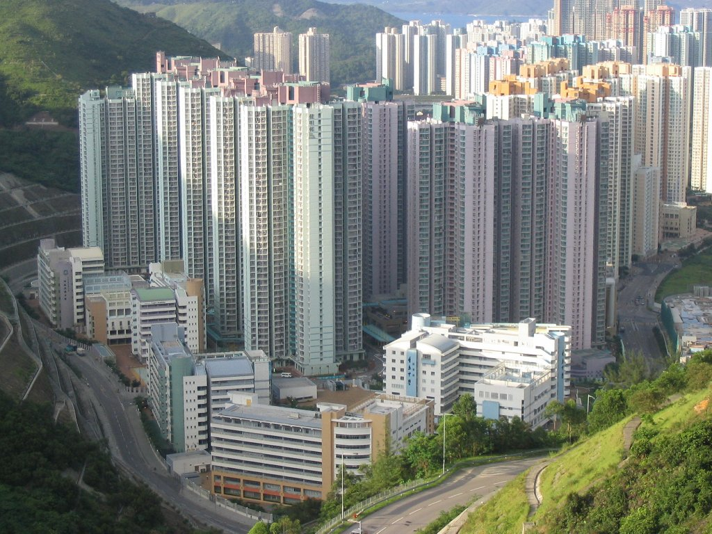 The government hopes to resolve Hong Kong housing supply problem soonest in 2018. Image from Wikiwand.
