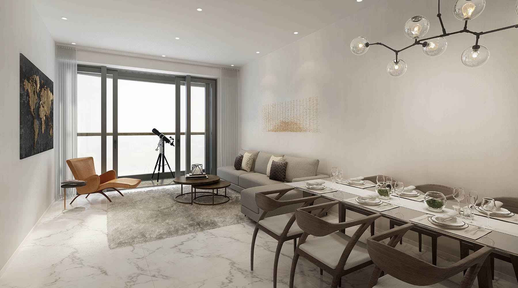 New World Development launched the remaining 64 units from The Pavilia Bay with 2% to 3% price up. Image from The Pavilia Bay Website.