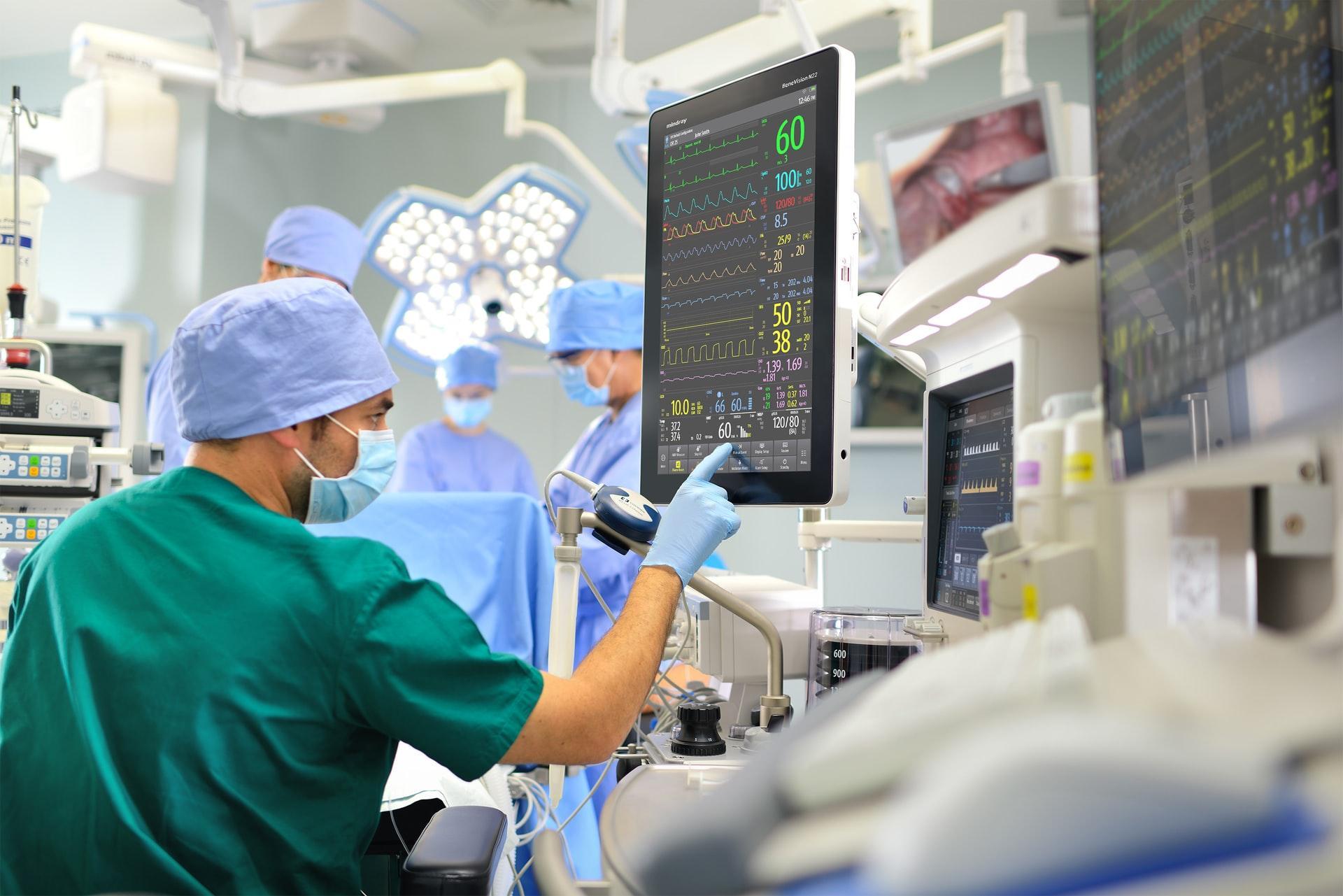 healthcare-staff-operation
