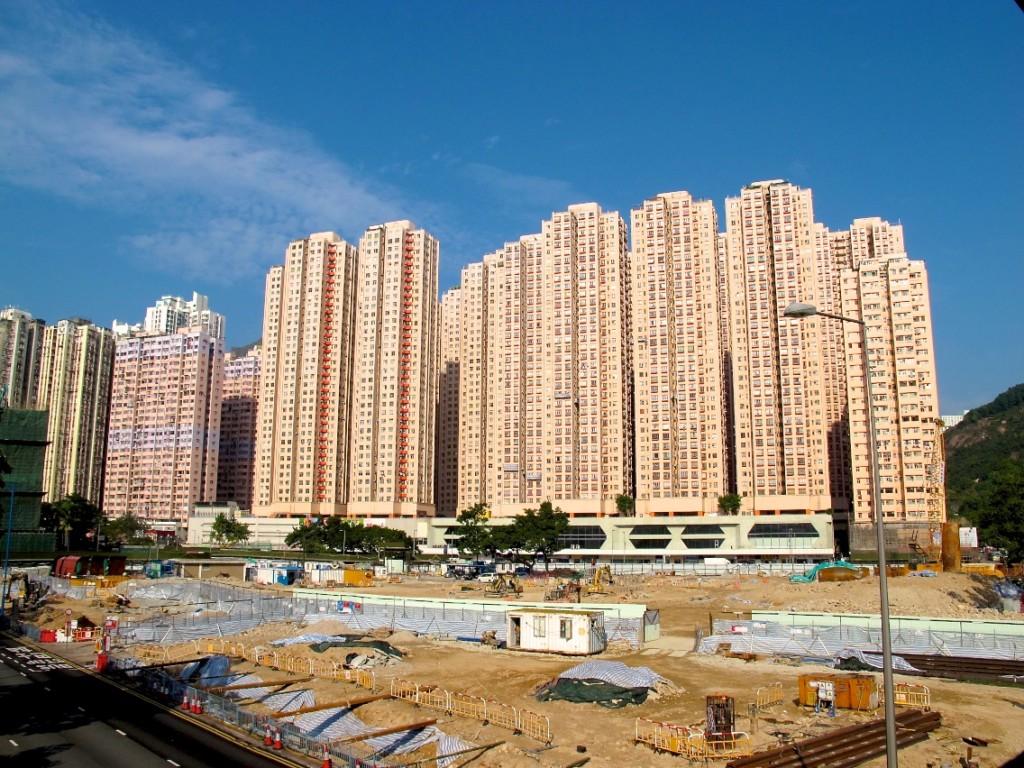 淘大花園「迷你戶」成交價首次衝破400萬元。圖片來源:維基百科用戶-Wpcpey。