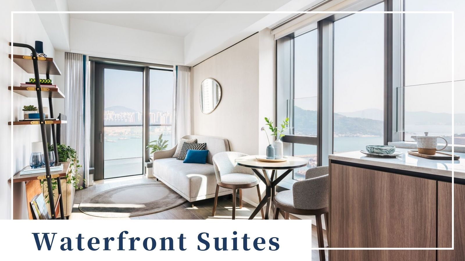Waterfront Suites