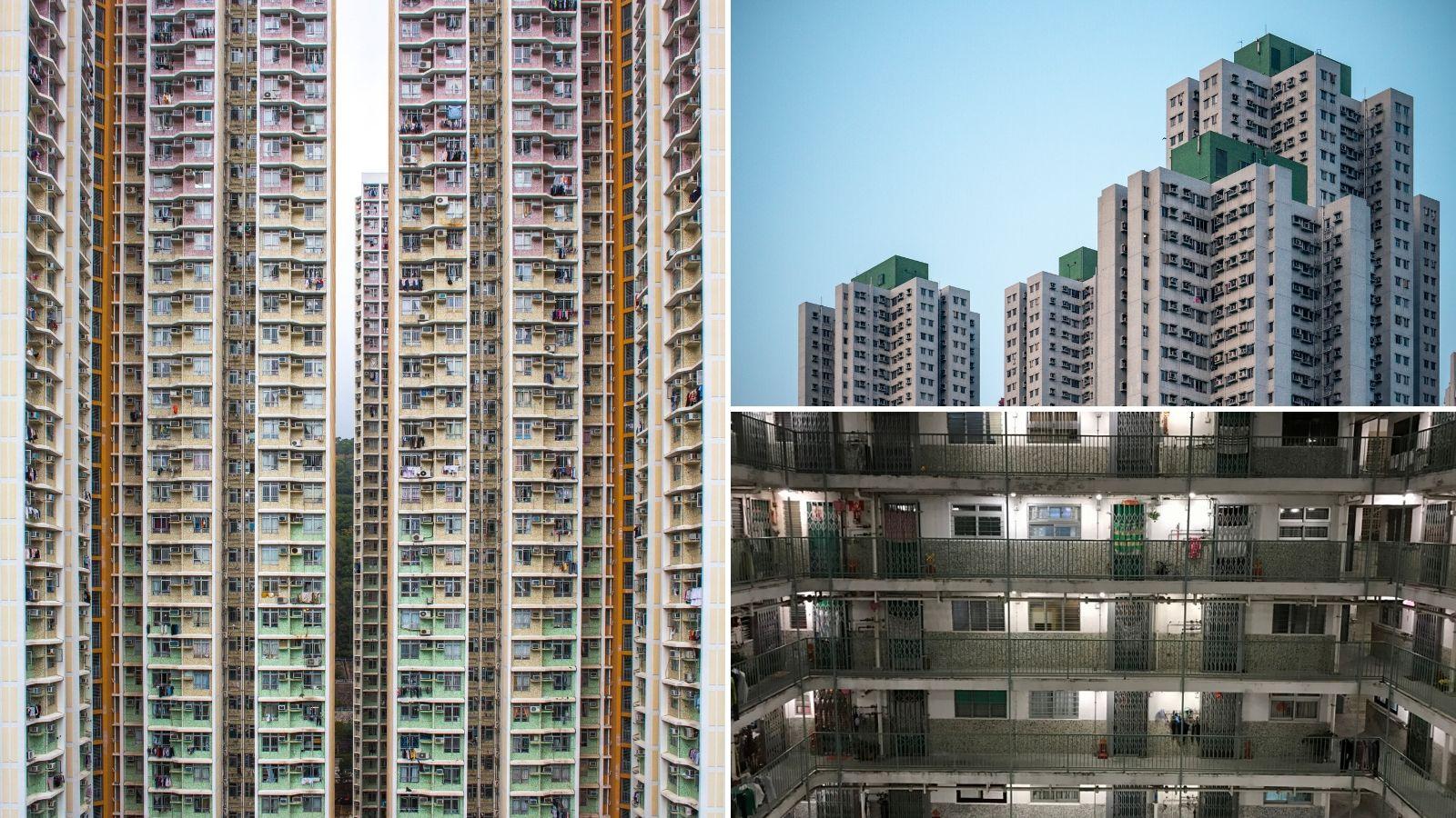香港公屋居屋