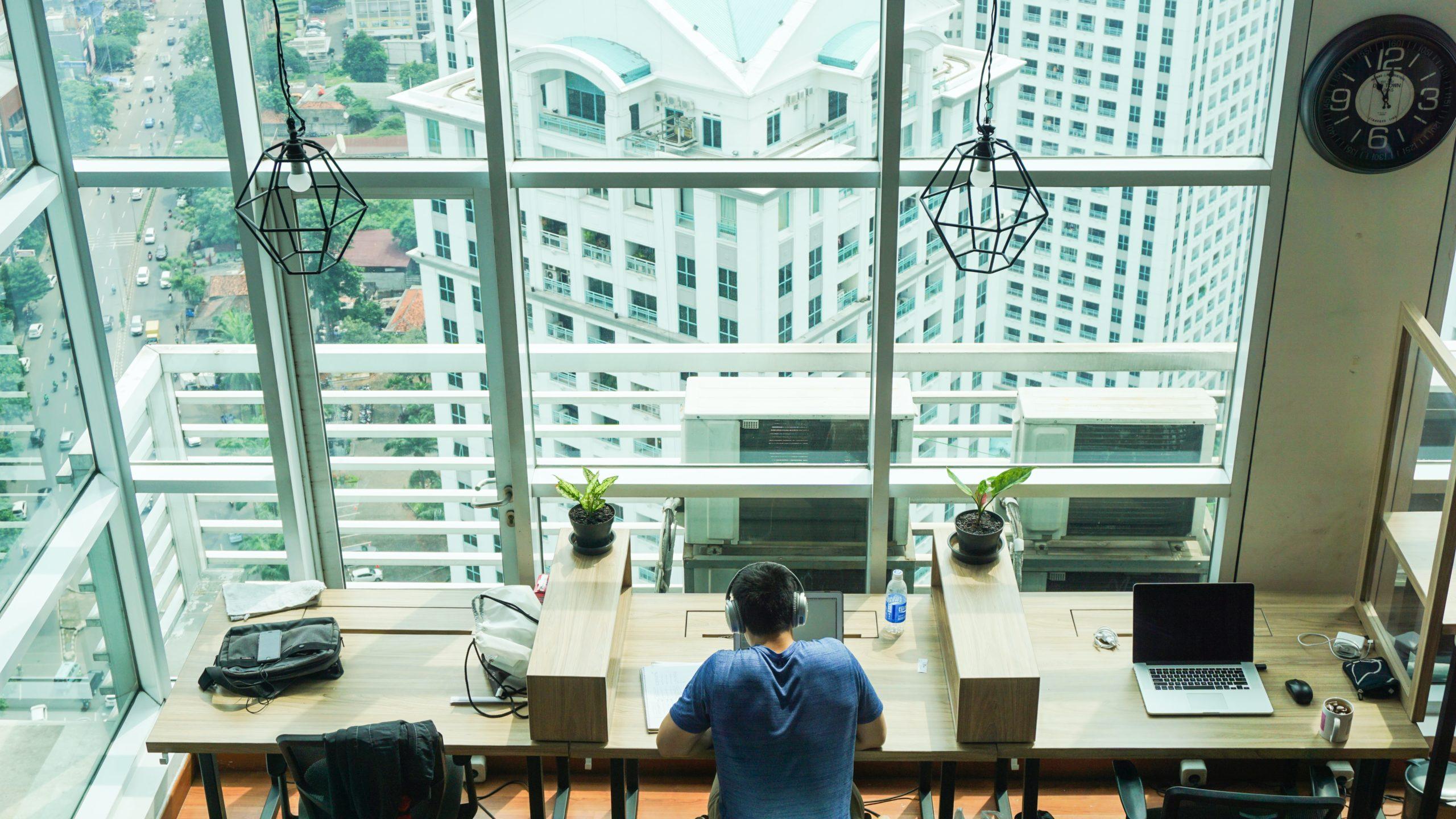 Coworking-Space-共享工作空間