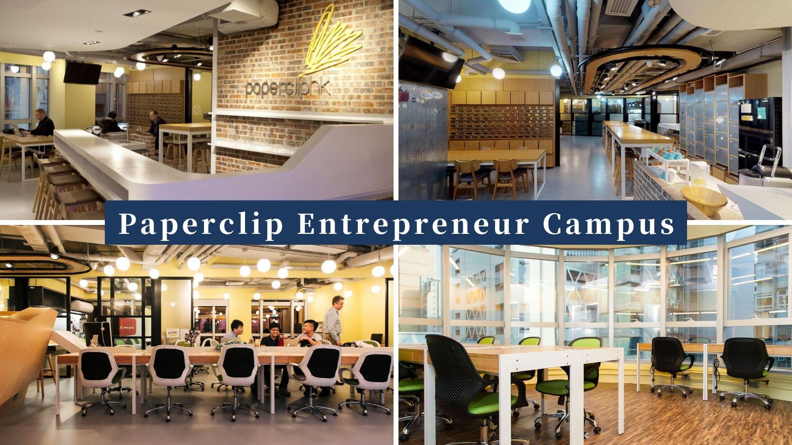 Paperclip Entrepreneur Campus