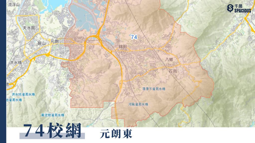 74校網地圖
