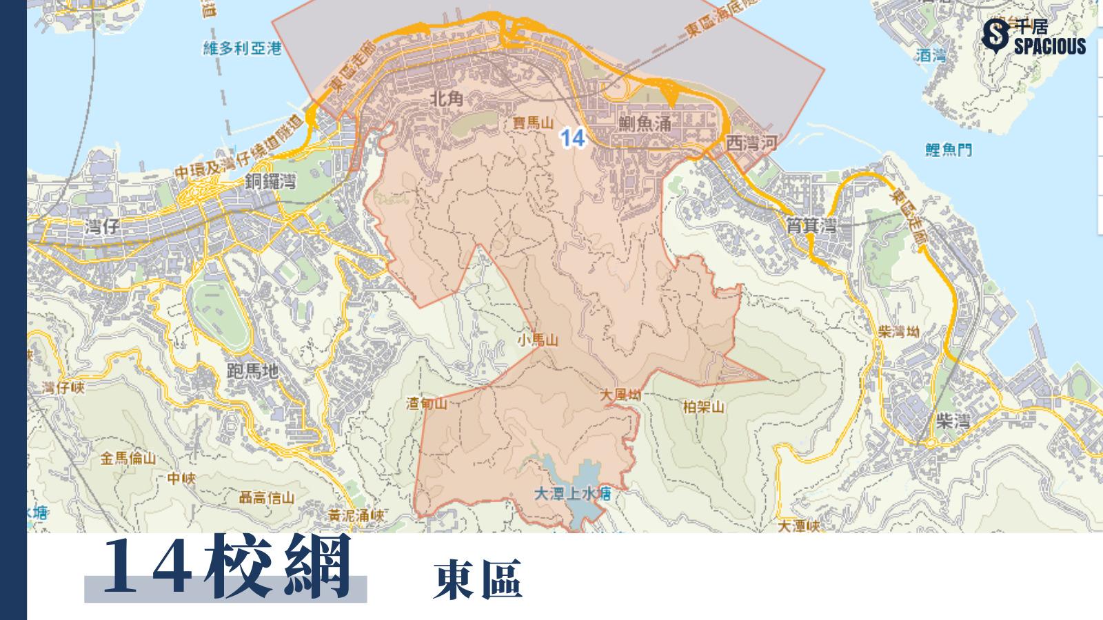 14校網地圖