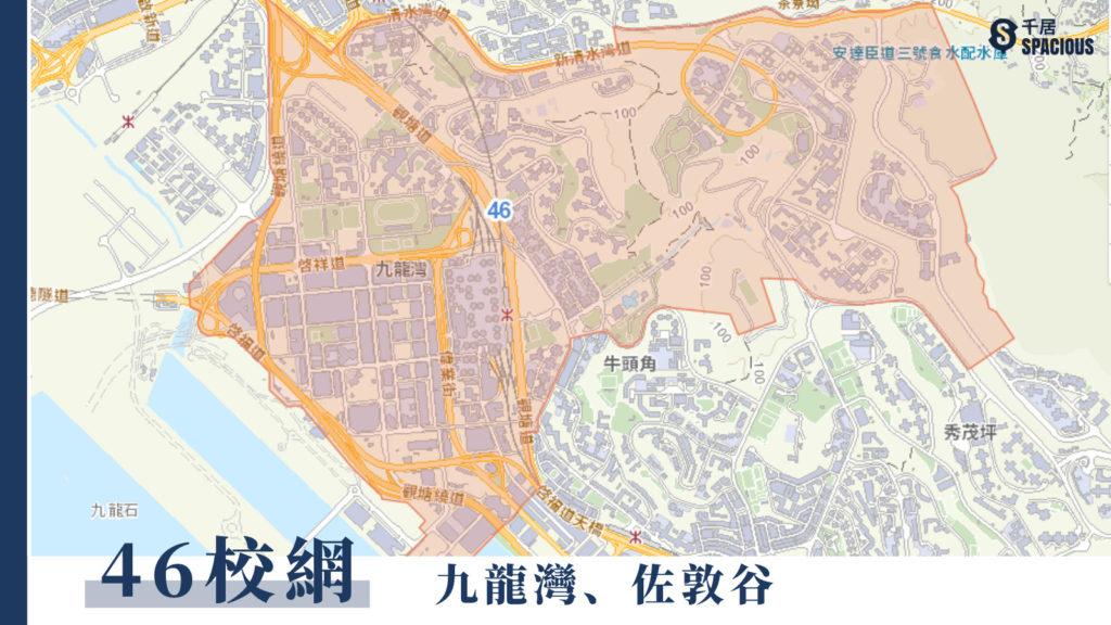 46校網地圖