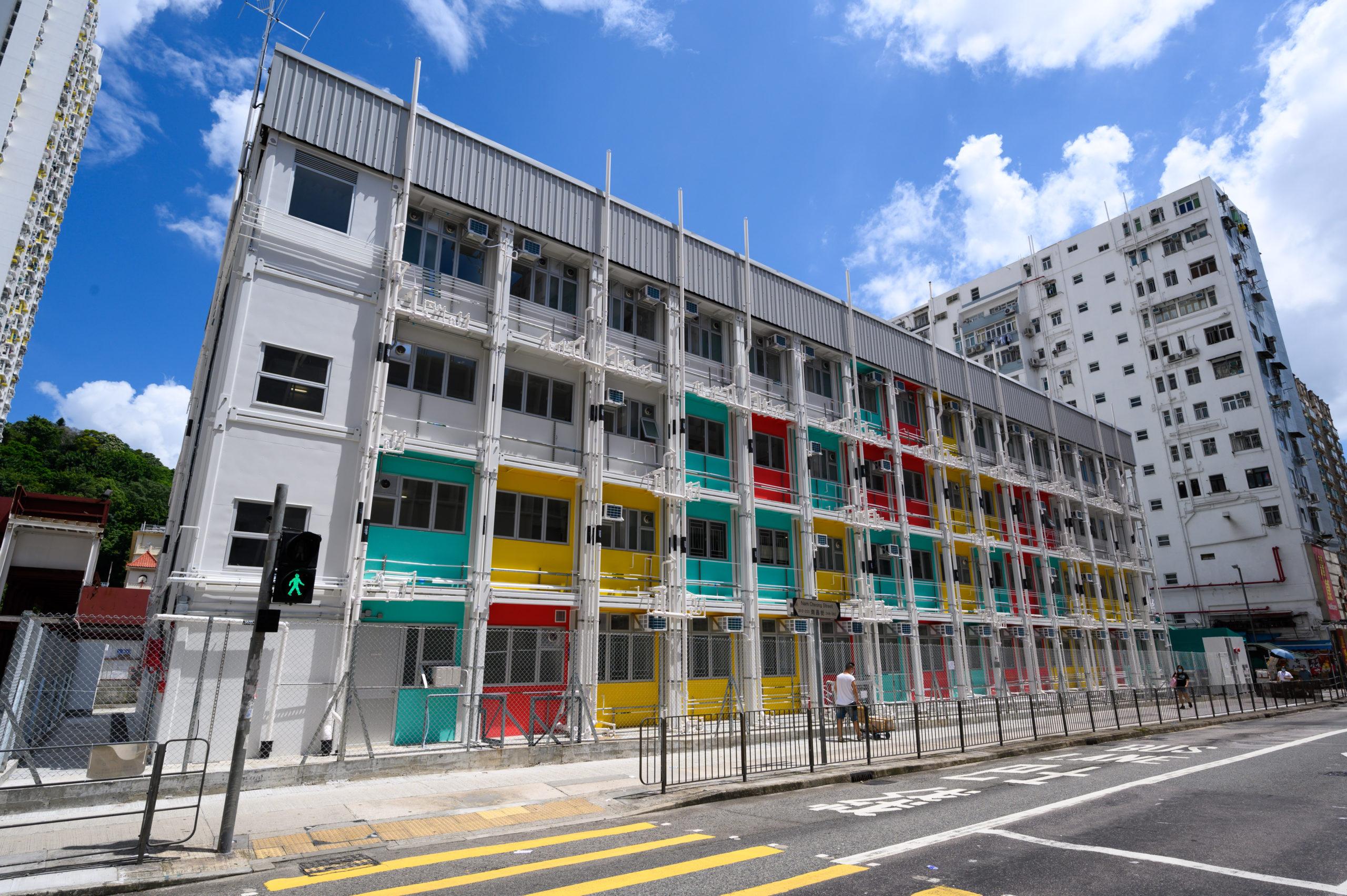 首個組合社會房屋計劃-南昌220