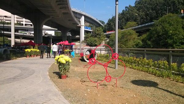 蝴蝶谷道寵物公園