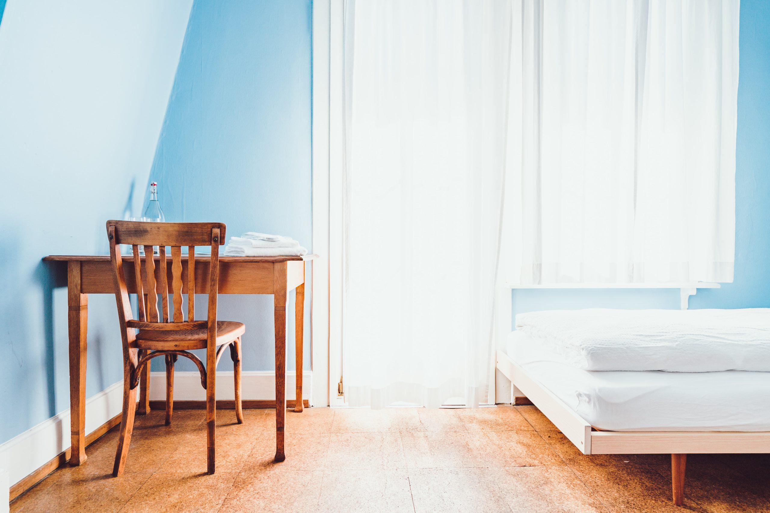 淺藍色牆身顏色