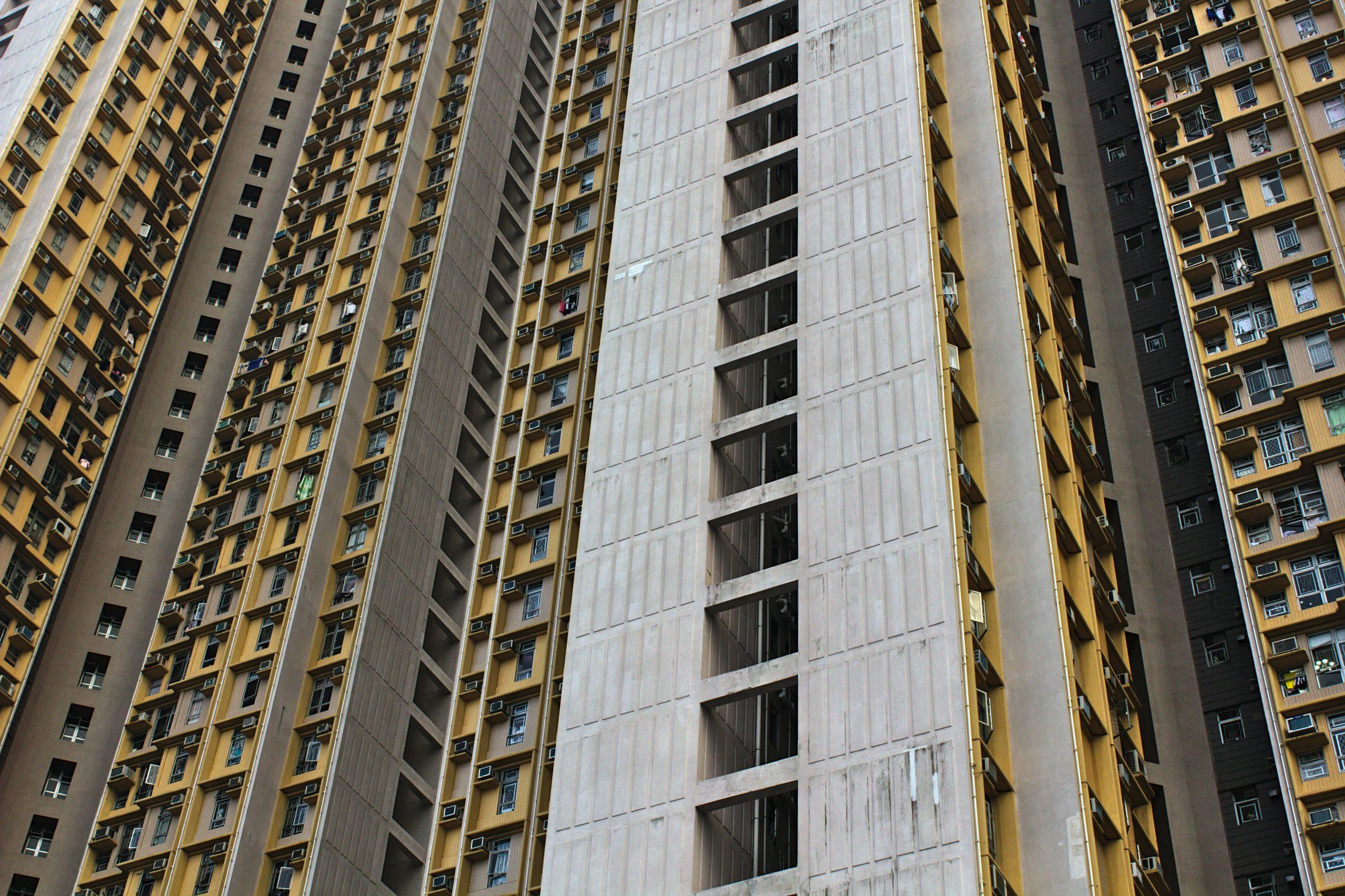 城市規劃-公營房屋
