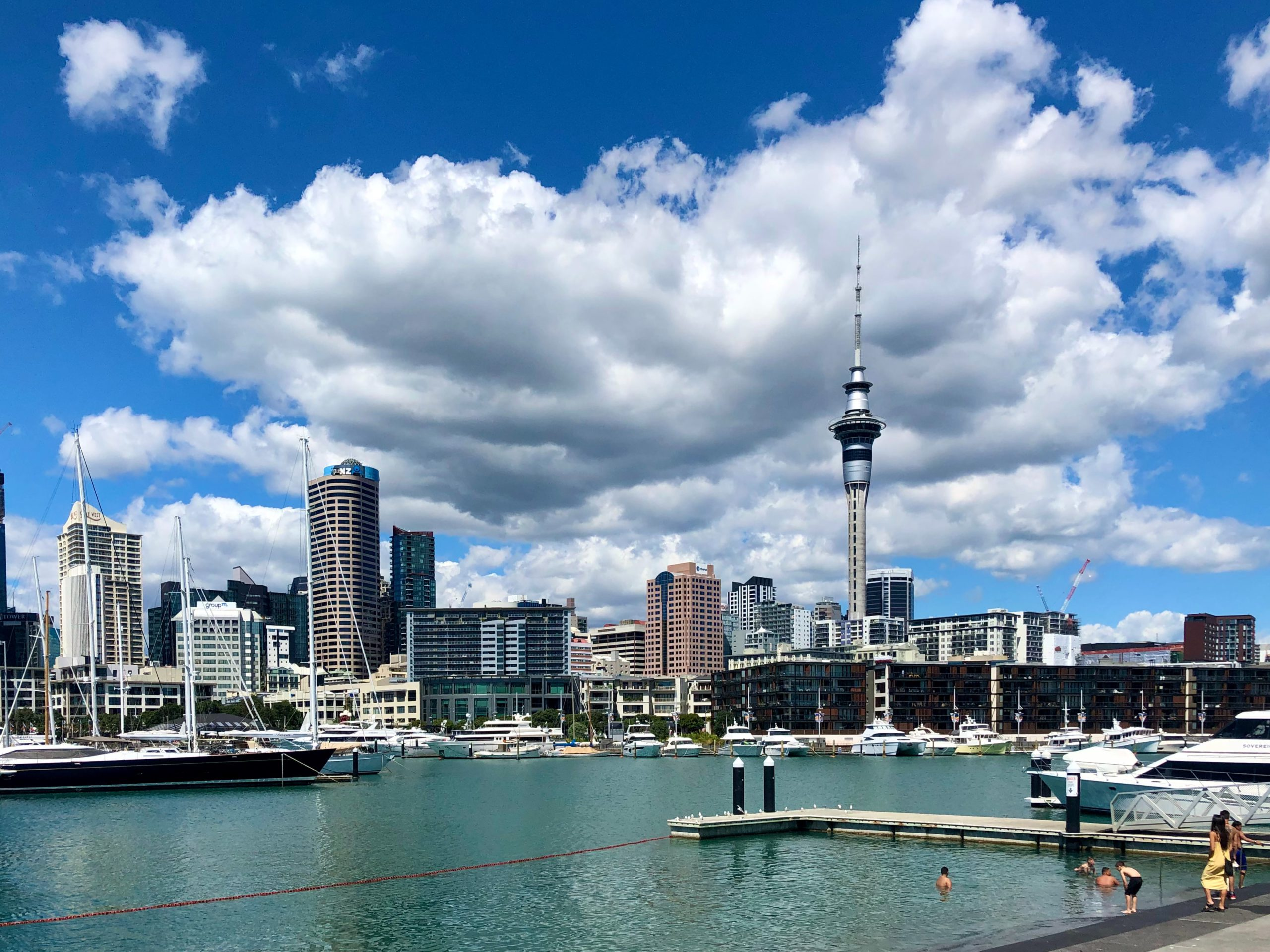 紐西蘭移民-奧克蘭