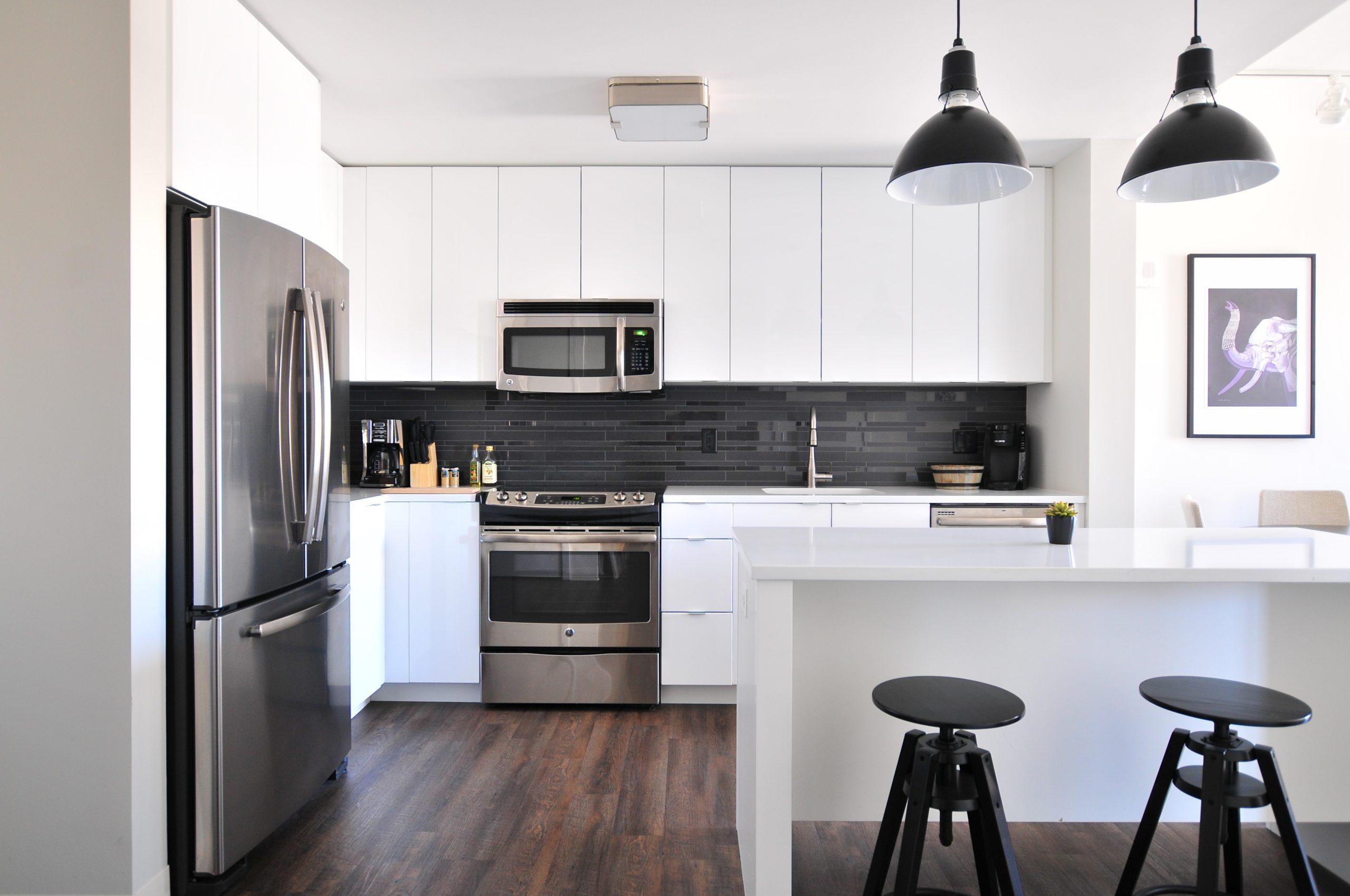 開放式廚房裝修設計