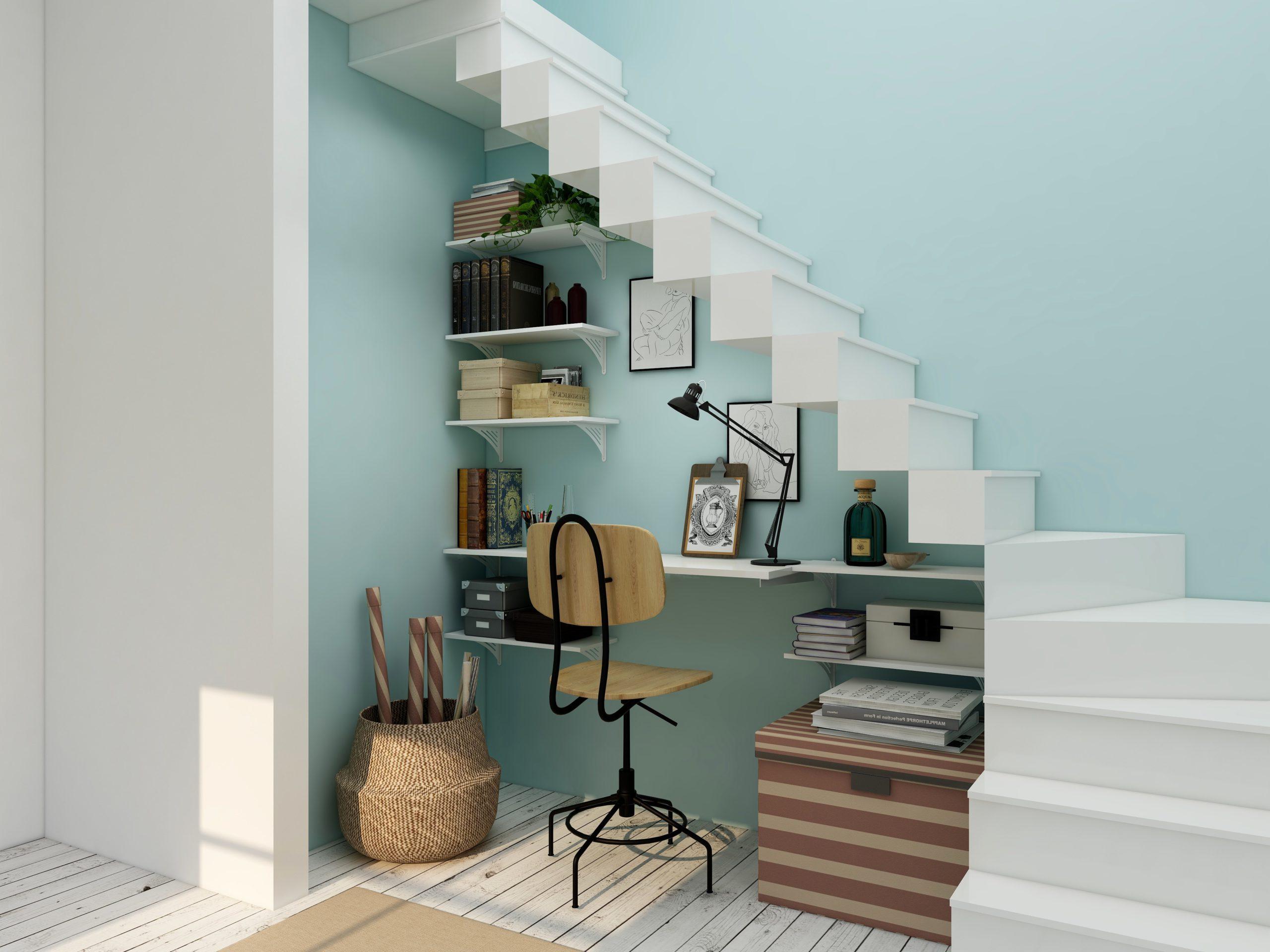村屋樓梯裝修